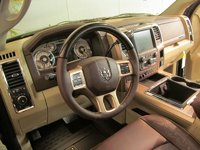 Picture of 2014 Ram 2500 Laramie Longhorn Crew Cab 6.3 ft. Bed 4WD, interior