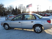 Picture of 2002 Saturn S-Series 4 Dr SL1 Sedan, exterior, gallery_worthy