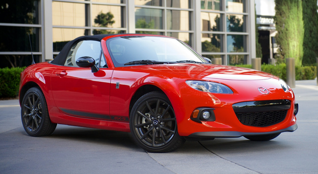 2014 Mazda MX 5 Miata Review