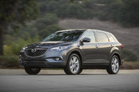 2014 Mazda CX-9, Front-quarter view, exterior, manufacturer, gallery_worthy