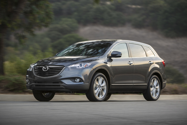 2014 Mazda CX 9 Review