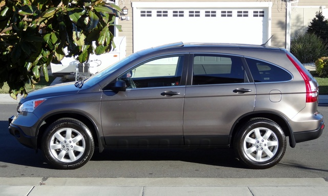 Picture of 2009 Honda CR-V EX FWD, exterior, gallery_worthy