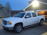 Picture of 2013 GMC Sierra 1500 SLT Crew Cab 5.8 ft. Bed 4WD, exterior