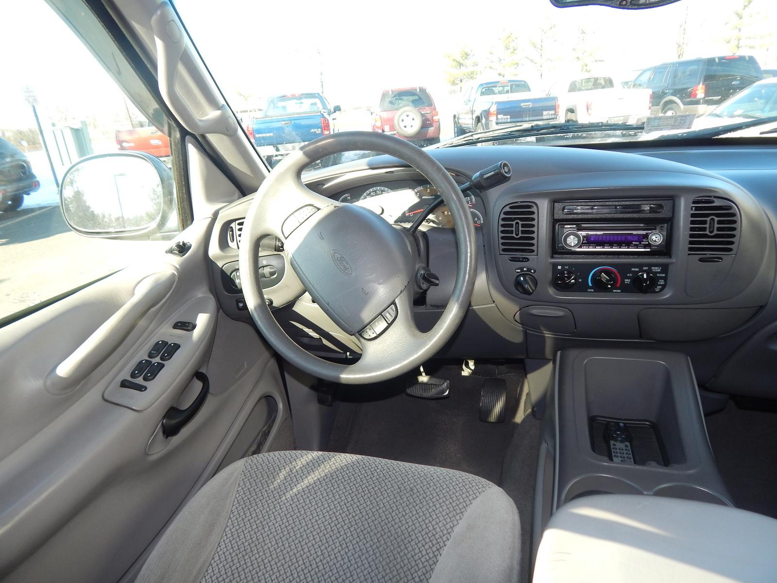 2002 Ford Expedition Interior Pictures Cargurus