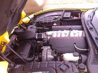 Picture of 2001 Chevrolet Corvette Convertible, engine
