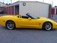 Picture of 2001 Chevrolet Corvette Convertible, exterior