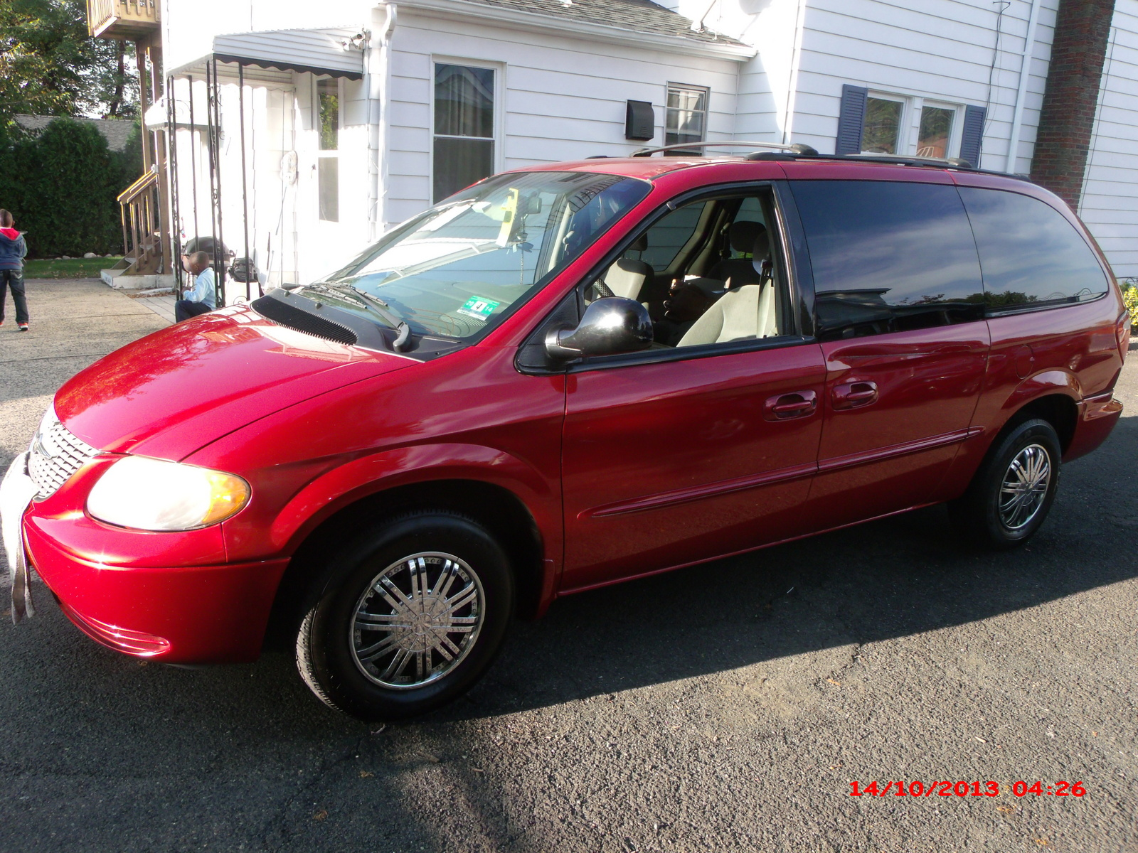 2002 chrysler town country pictures cargurus. Cars Review. Best American Auto & Cars Review