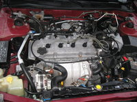Picture of 1994 Nissan Sentra XE, engine
