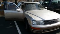 1995 Lexus LS 400 Picture Gallery
