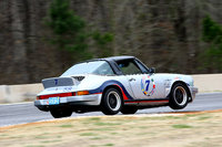 1976 Porsche 911, Racing at Road Atlanta, exterior