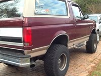 Picture of 1996 Ford Bronco Eddie Bauer 4WD, exterior