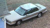 1995 Buick Park Avenue 4 Dr Ultra Supercharged Sedan, My car in my driveway., exterior