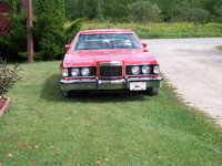 1974 Mercury Cougar Overview