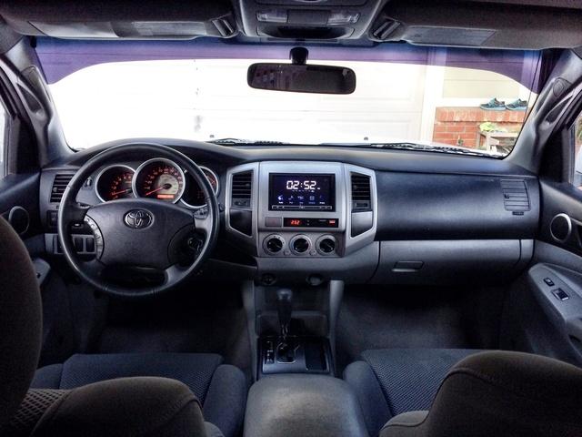 2016 Toyota Tacoma Access Cab >> 2008 Toyota Tacoma - Interior Pictures - CarGurus