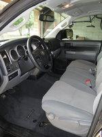 Picture of 2012 Toyota Tundra Tundra-Grade CrewMax 5.7L, interior