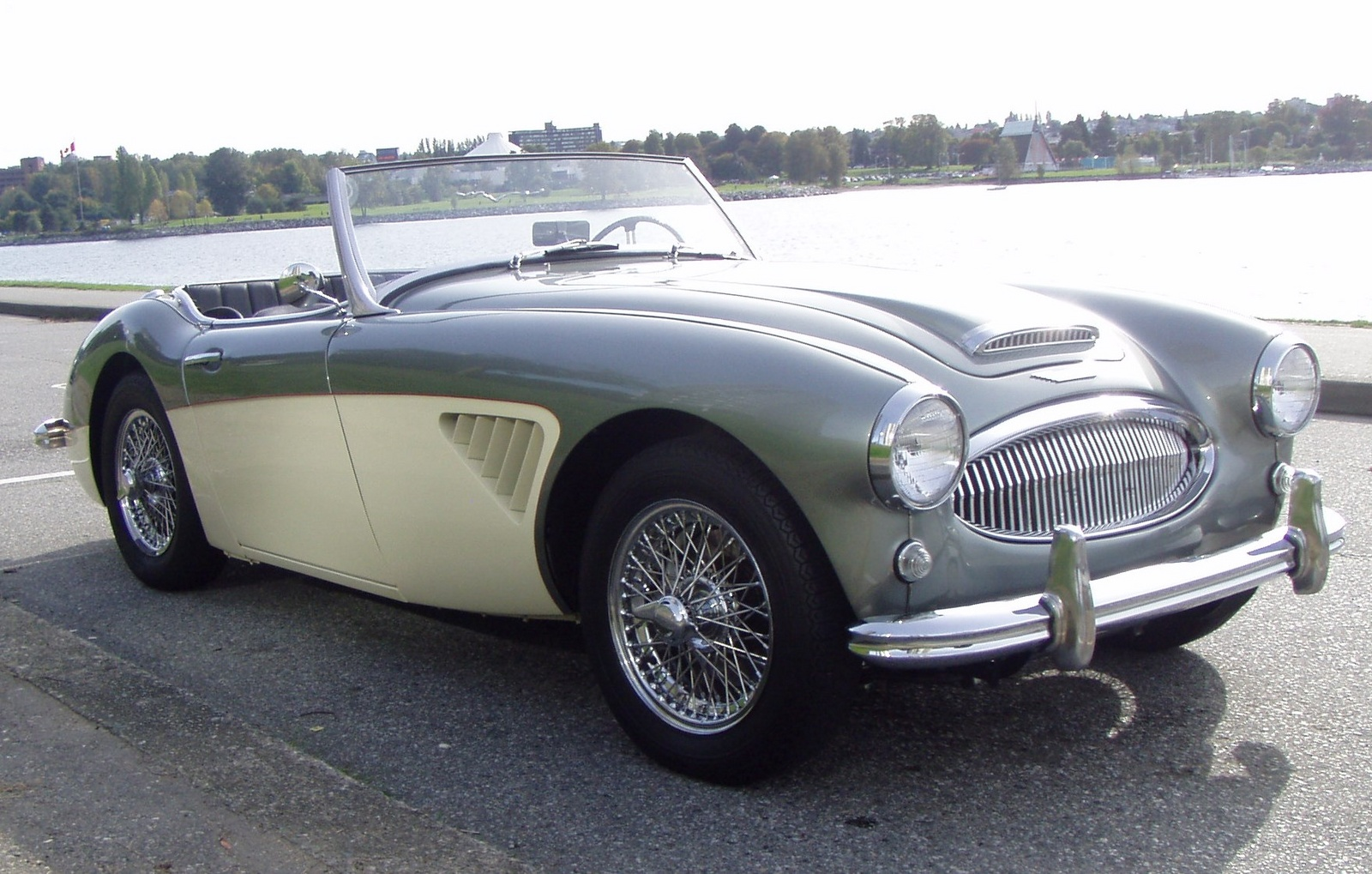 1961 austin healey 3000 overview cargurus