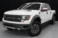 Picture of 2012 Ford F-150 SVT Raptor SuperCrew 5.5ft Bed 4WD, exterior