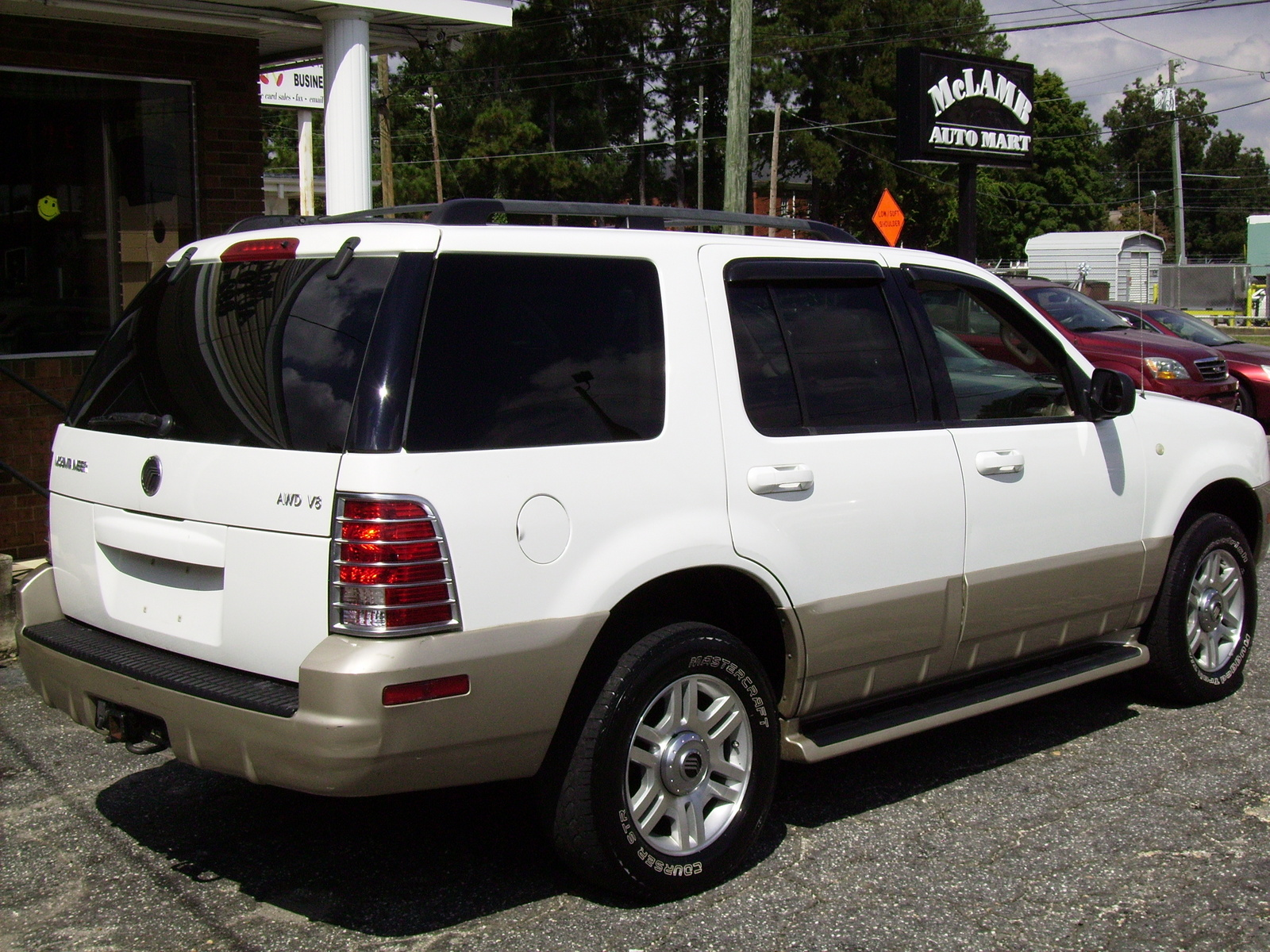 2002 Mercury Mountaineer Cars Trucks By Owner Autos Post