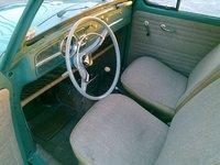 Picture of 1963 Volkswagen Beetle, interior