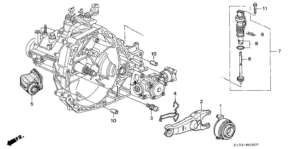 Discussion C3855 ds569956 on 1998 honda civic parts diagram