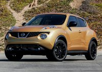 2014 Nissan Juke, Front-quarter view, exterior, manufacturer, gallery_worthy