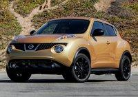 2014 Nissan Juke, Front-quarter view, exterior, manufacturer