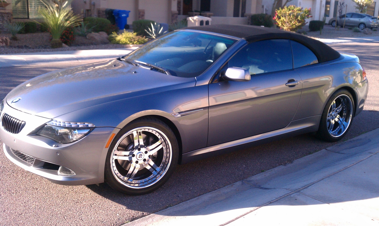 2008 Bmw 6 Series Convertible Picture of 2008 bmw 6 series