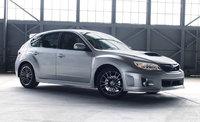 2014 Subaru Impreza WRX, Front-quarter view, exterior, manufacturer