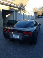 Picture of 2010 Chevrolet Corvette Coupe 4LT, exterior