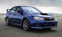 2014 Subaru Impreza WRX STi, Front-quarter view, exterior, manufacturer