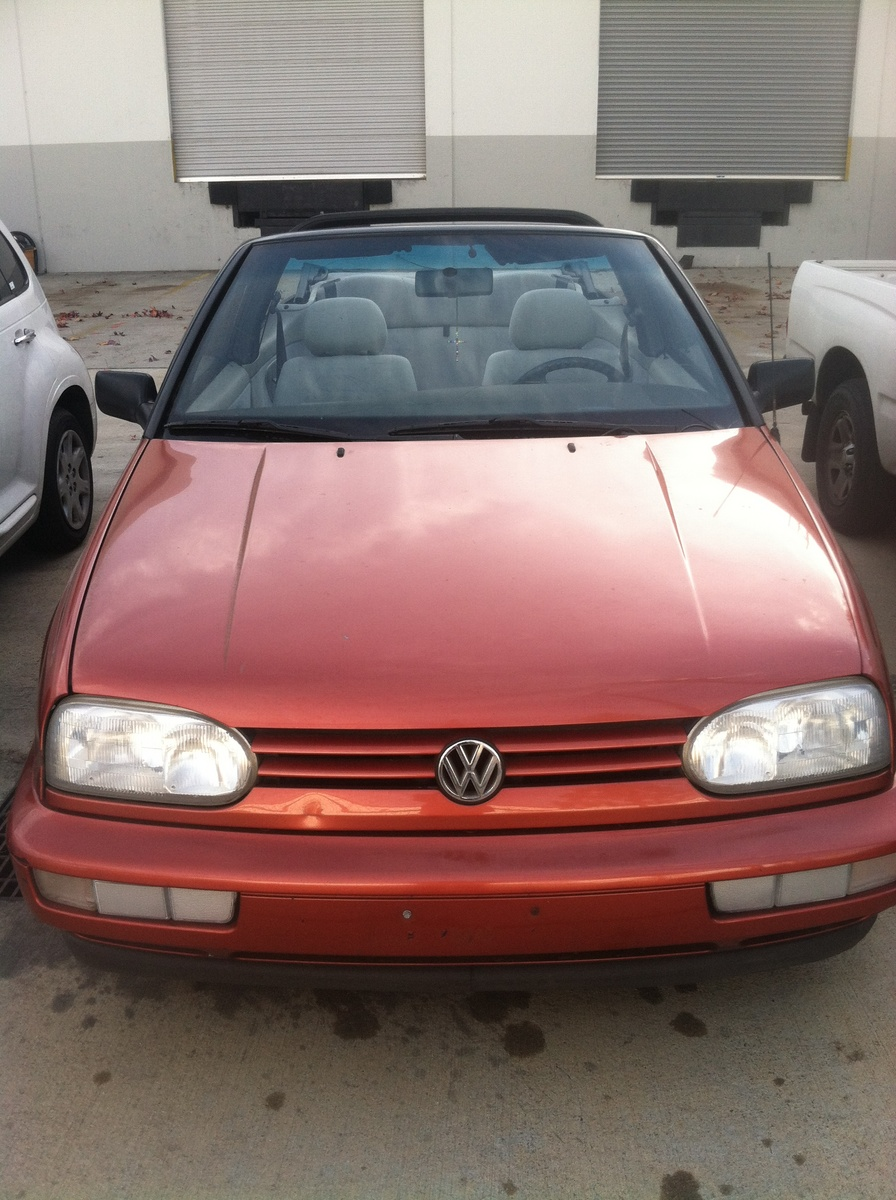 Picture of 1998 Volkswagen Cabrio 2 Dr GL Convertible