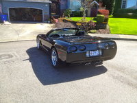 Picture of 1998 Chevrolet Corvette Convertible, exterior