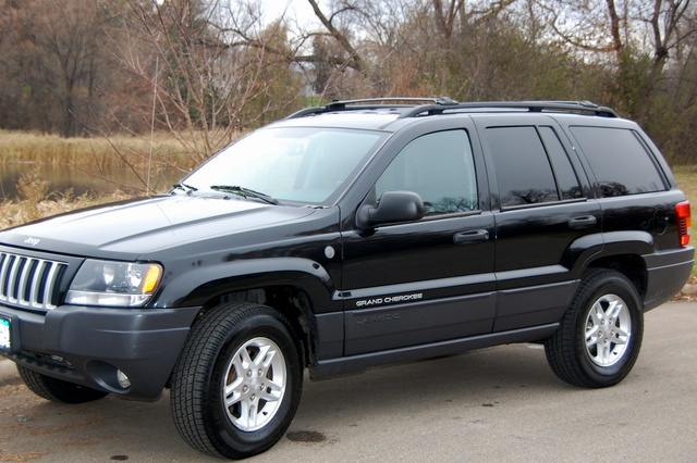 2004 Jeep Grand Cherokee - Pictures