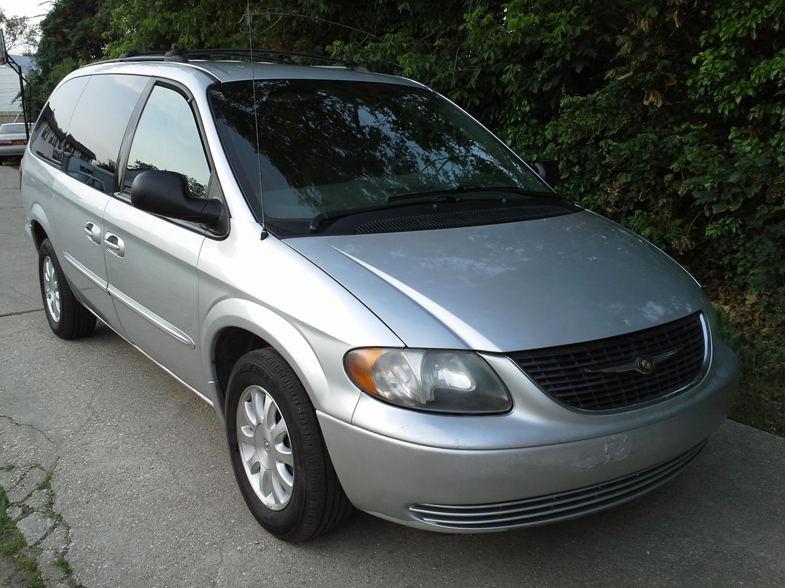 picture of 2003 chrysler town country ex exterior. Cars Review. Best American Auto & Cars Review