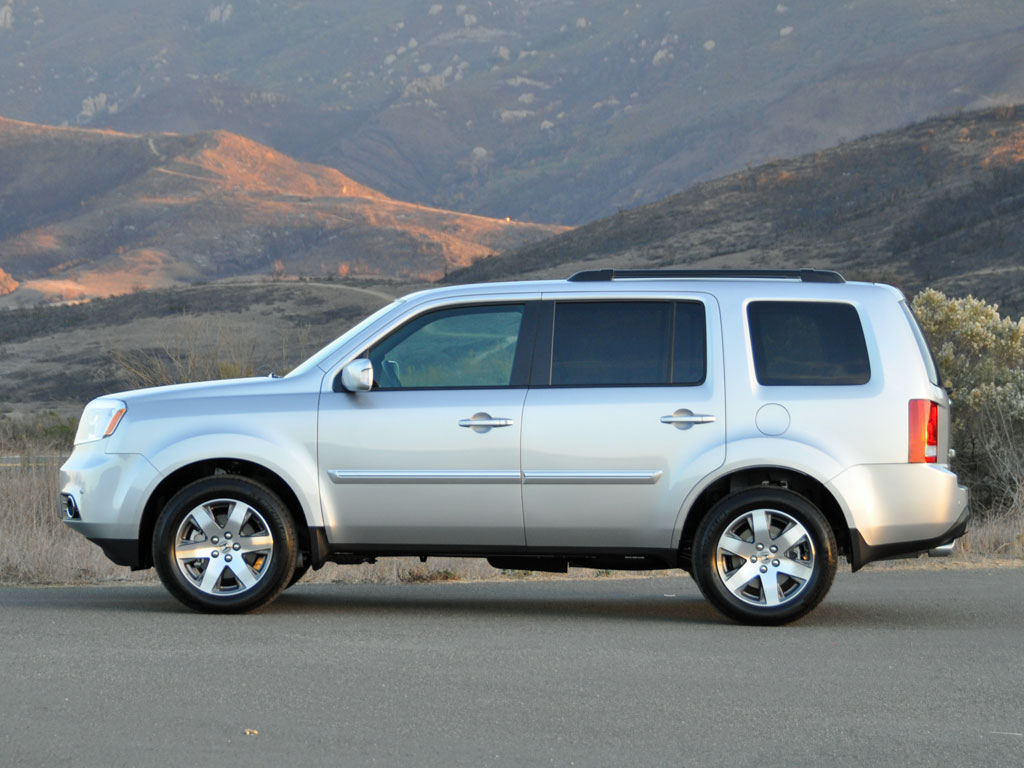 2014 honda pilot test drive review cargurus. Black Bedroom Furniture Sets. Home Design Ideas