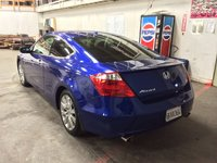 2010 Honda Accord Coupe EX-L V6, Left Rear, exterior, gallery_worthy