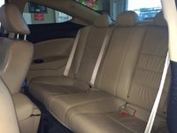 2010 Honda Accord Coupe EX-L V6, Rear Seats, interior