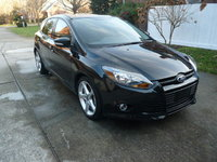 Picture of 2013 Ford Focus Titanium Hatchback, exterior