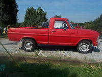 1969 Ford F-100 picture, exterior
