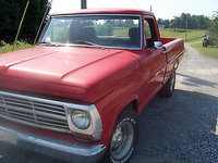 1969 Ford F-100 Overview