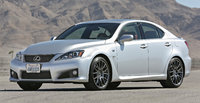 2014 Lexus IS F, Front-quarter view, manufacturer, exterior