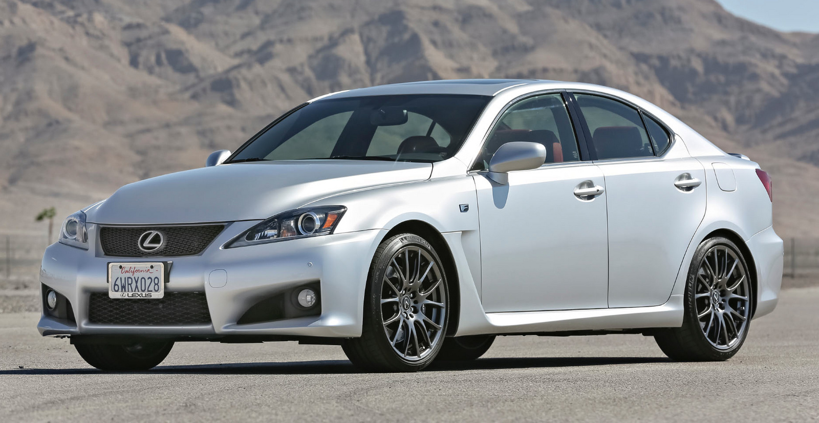 2014 lexus isf specs - photo #25