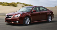 2014 Subaru Legacy Picture Gallery