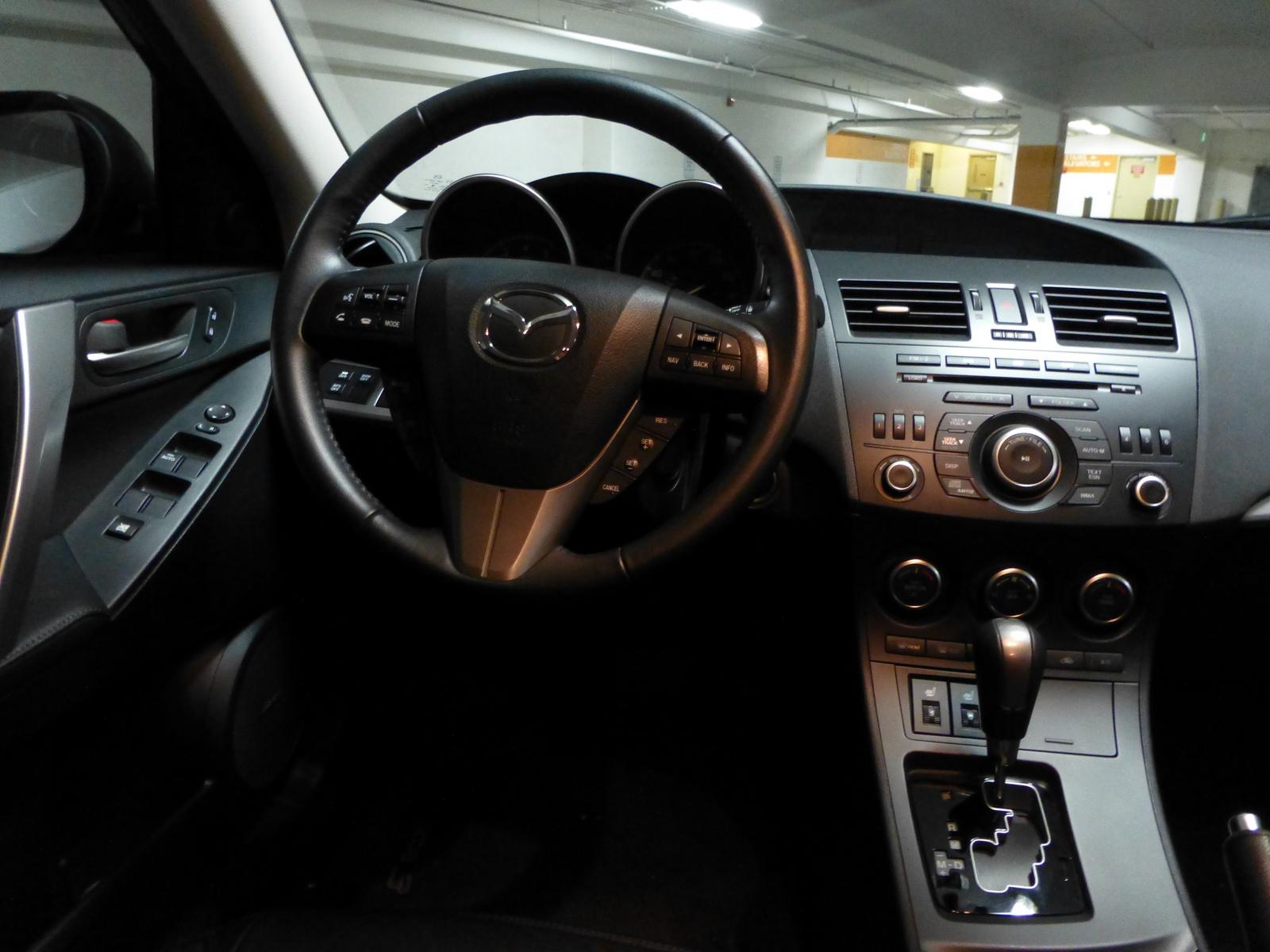2012 Mazda Mazda3 Interior Pictures Cargurus