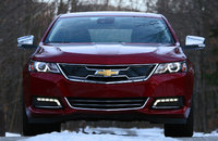 2014 Chevrolet Impala front grille, exterior
