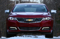 2014 Chevrolet Impala front grille, form_and_function, exterior