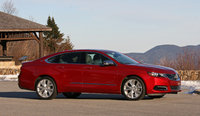 2014 Chevrolet Impala front passenger side, exterior