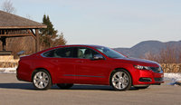 2014 Chevrolet Impala front passenger side, exterior, lead_in
