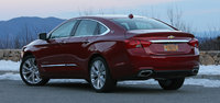 2014 Chevrolet Impala rear driver side, exterior, cost_effectiveness