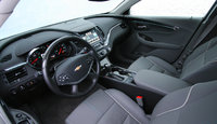 2014 Chevrolet Impala front seat, technology, interior